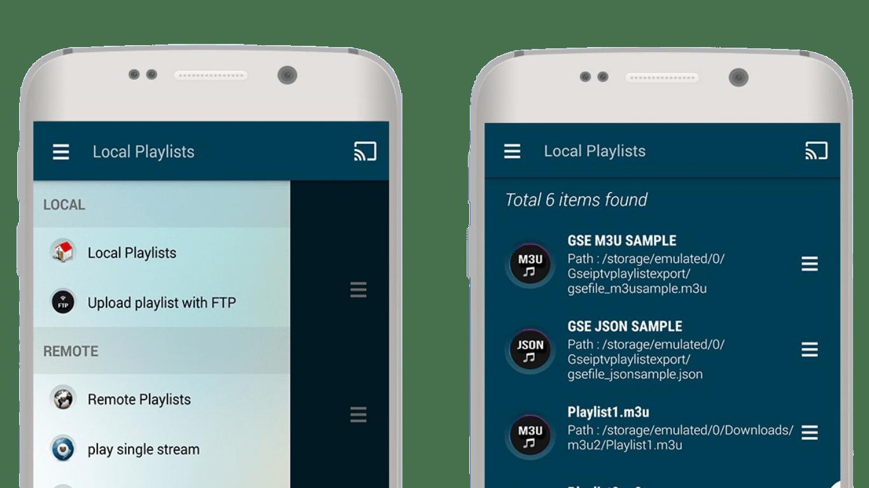 Titta på VOD med GSE Smart app